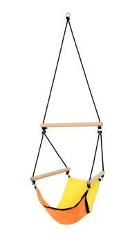 Dětská zavěsná sedačka 'Swinger' Yellow
