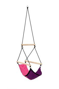Dětská zavěsná sedačka 'Swinger' Pink